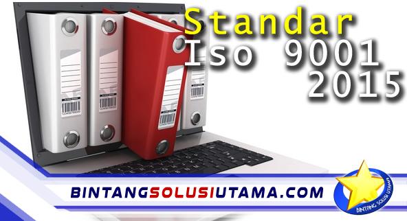 ISO 9001 Versi 2015